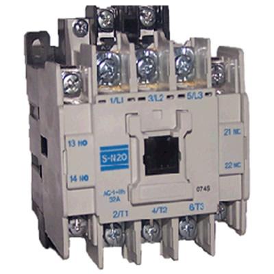 电磁接触器和热继电器